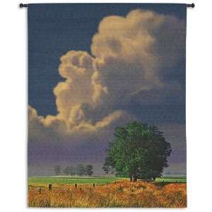 Before the Storm Wall Hanging   Fine Art Tapestry   6417 WH   52x64