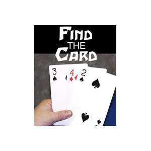 the Card Jumbo Changing Magic Trick Magicians Set