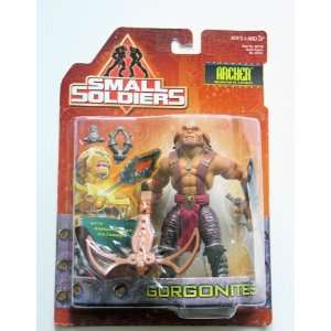 Small Soldiers Archer Gorgonite Leader Figure Toys