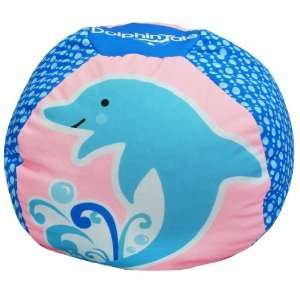 Alcon Dolphin Tale Bean Bag, Pink, Blue Baby