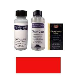 2 Oz. Bright Red/Signal Red Paint Bottle Kit for 1994
