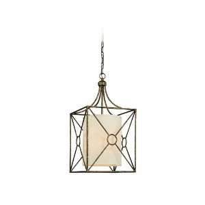 Maidstone Bronze Leaf Pendant Light