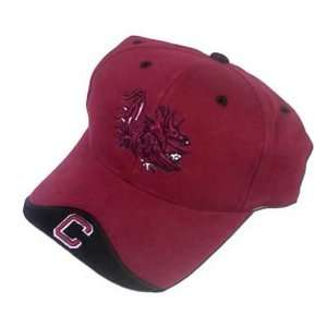 South Carolina Gamecocks Logo Tip Maroon Hat
