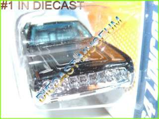 1964 64 LINCOLN CONTINENTAL POLICE COP CAR HOT WHEELS HW DIECAST 2011