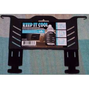 Keep It Cool Air Conditioning Vent Drink Holder
