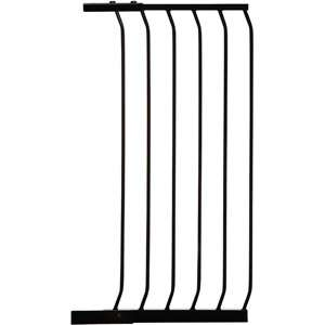 Dream Baby   Extra Tall 17.5 Gate Extension, Black Health & Safety
