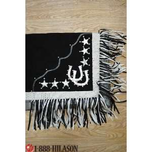 Show Barrel Racing Rodeo Saddle Blanket Pad 048
