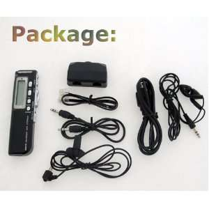 8GB USB Digital SPY Audio Voice Recorder Dictaphone
