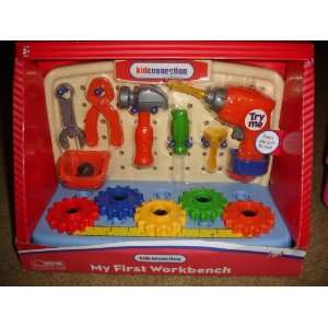 TOY WORK BENCH Toys & Games